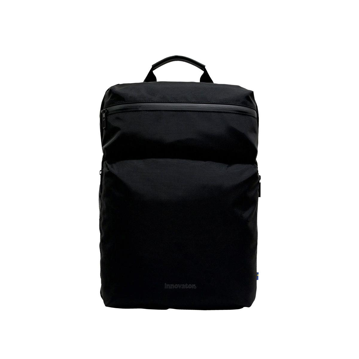 innovator BACK PACK イノベーター リュック バッグ バックパック メンズ 13.7L 撥水 ブラック グレー ネイビー 黒 INB-004 [7/31 追加入荷]