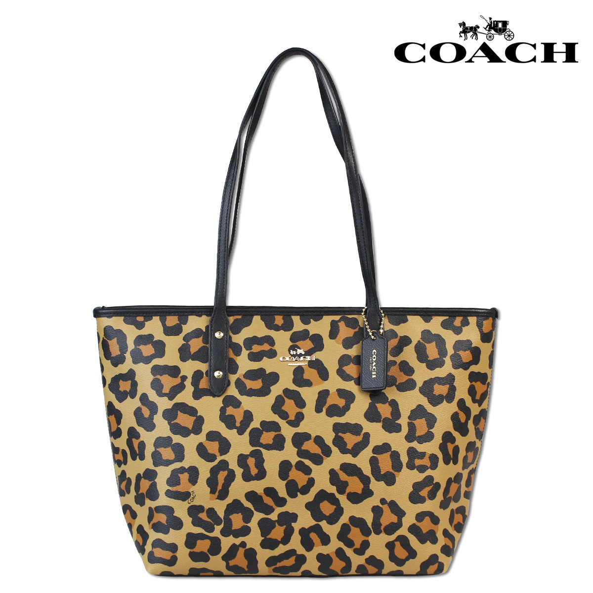 68a2ffde5a5 ... coupon code coach coach bag tote bag f36883 neutral ladies b373c dc7da  ...