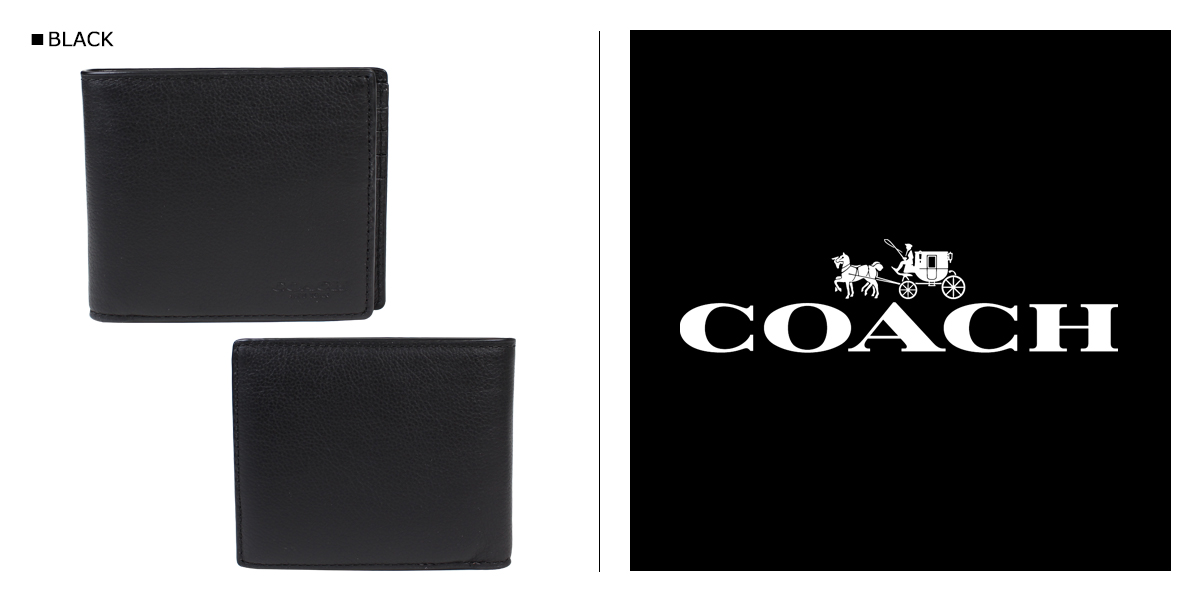 a11c34b786b4 Whats up Sports   SOLD OUT  COACH coach men wallet folio wallet pass ...