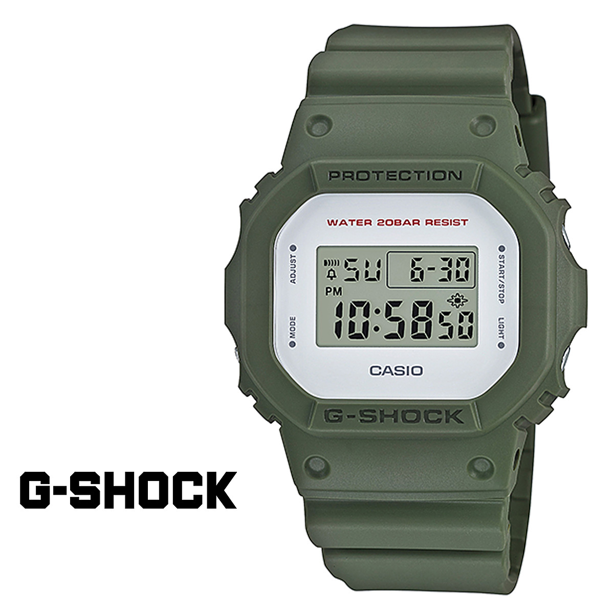 SOLD OUT  CASIO Casio g-shock watch DW-5600M-3JF DW-5600M SERIES
