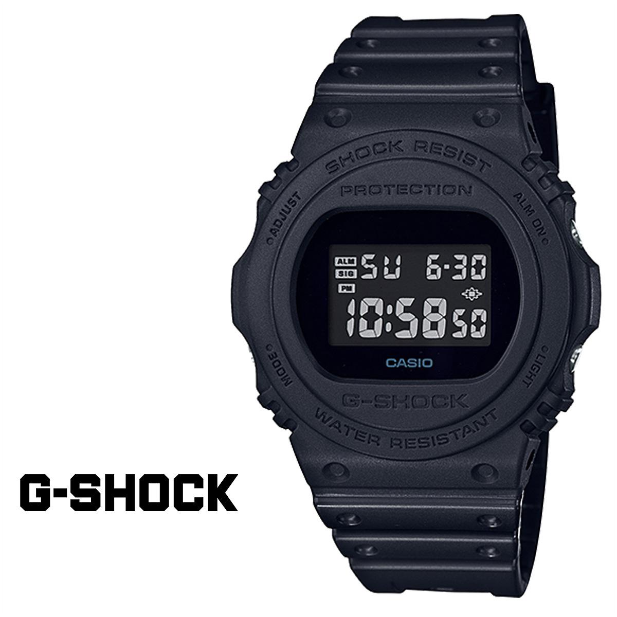CASIO G-SHOCK カシオ 腕時計 DW-5750E-1BJF Gショック G-ショック ブラック メンズ レディース