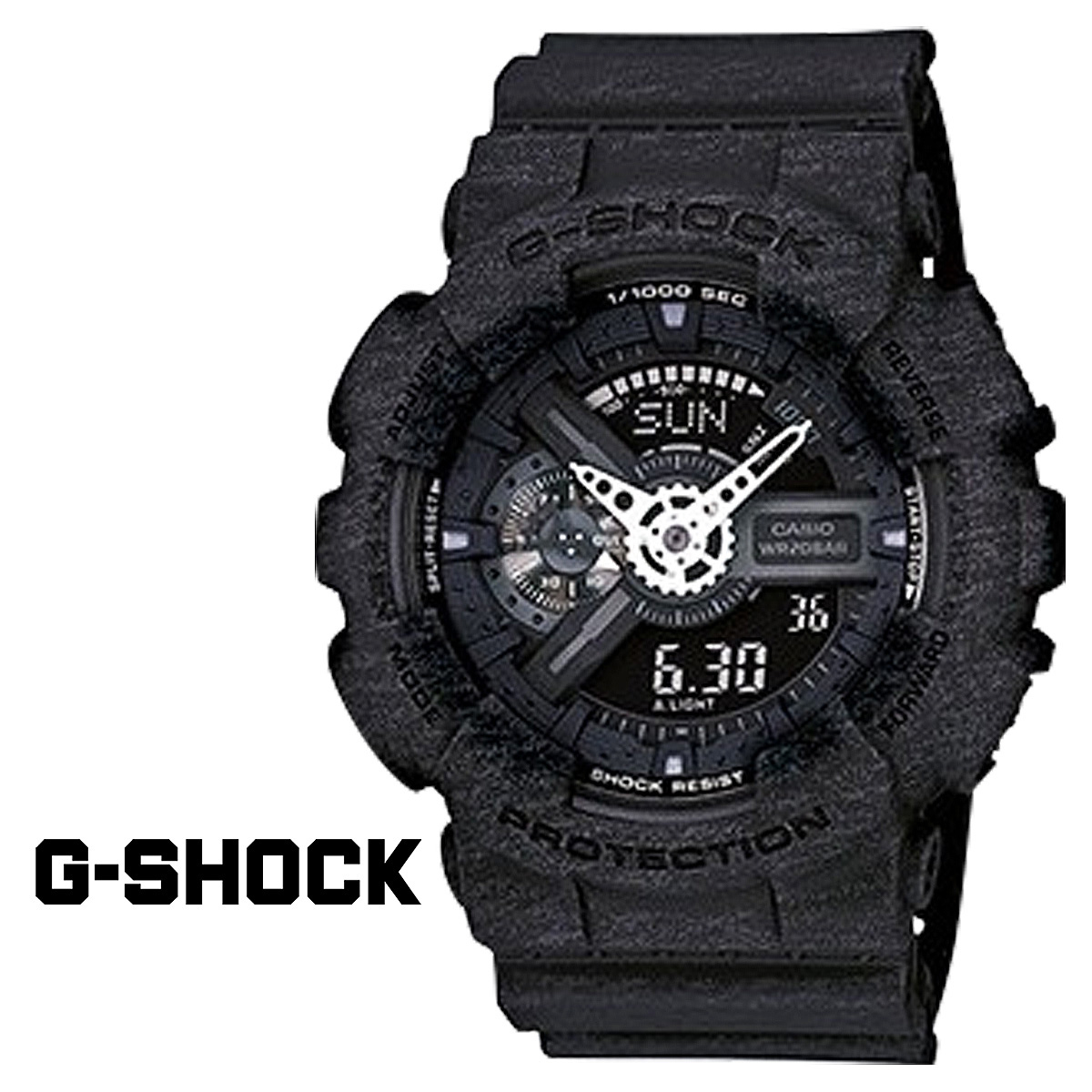 whats up sports rakuten global market casio casio g shock watch casio casio g shock watch ga 110ht 1ajf heathered color series g shock