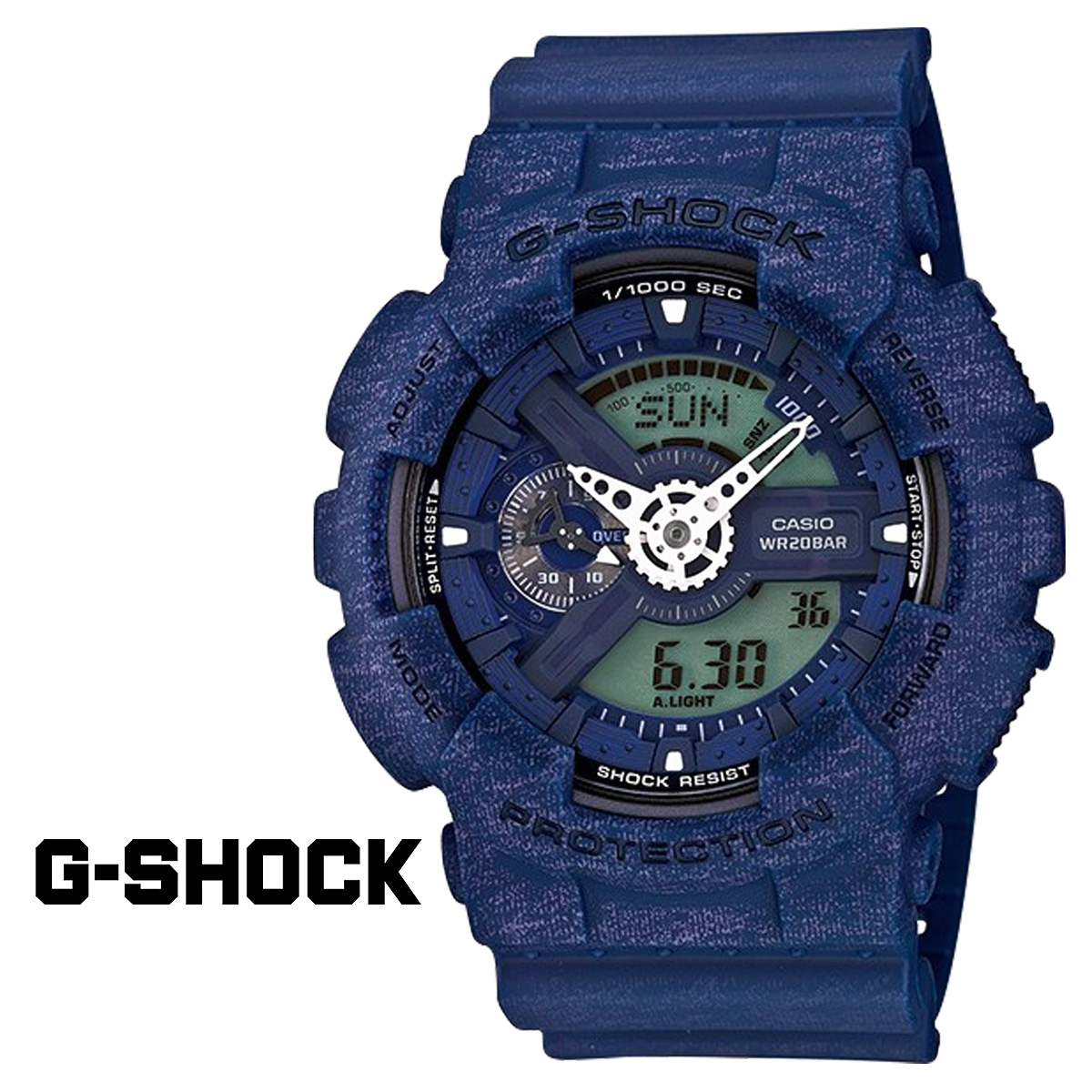 whats up sports rakuten global market casio casio g shock watch casio casio g shock watch ga 110ht 2ajf heathered color series g shock