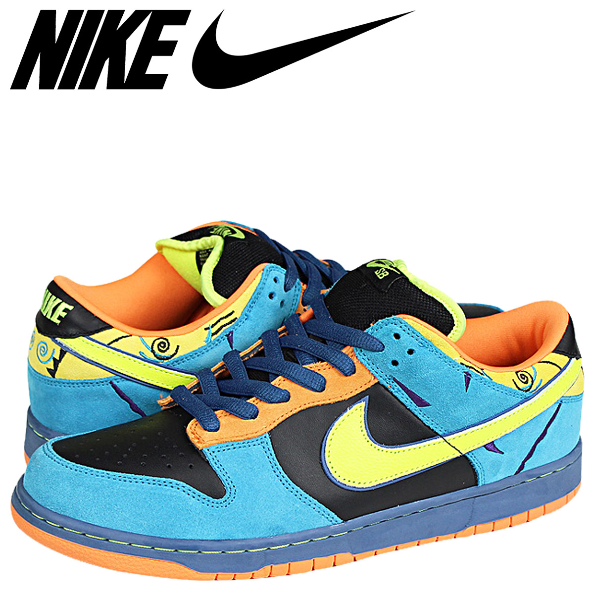 4991814768a Whats up Sports  NIKE Nike dunk SB sneakers DUNK LOW PRO SB SKATE OR DIE  dunk low pro S Beith Kate or die 304