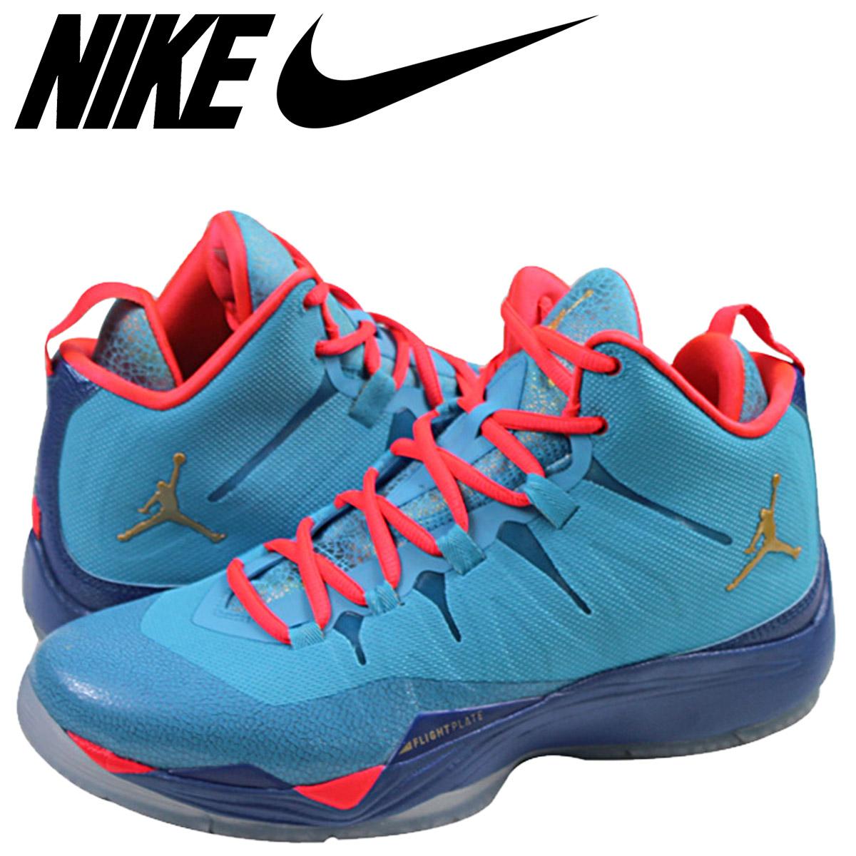 3dc7ec33699e9 NIKE Nike Air Jordan sneakers AIR JORDAN SUPER FLY 2 ALLSTAR Air Jordan  Superfly 2 all star 656326-423 green mens