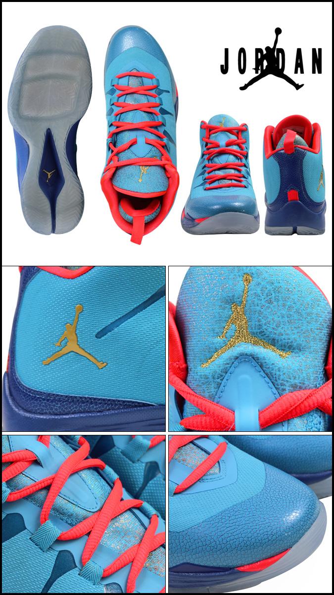 NIKE Nike Air Jordan sneakers AIR JORDAN SUPER FLY 2 ALLSTAR Air Jordan Superfly 2 all star 656326 423 green mens