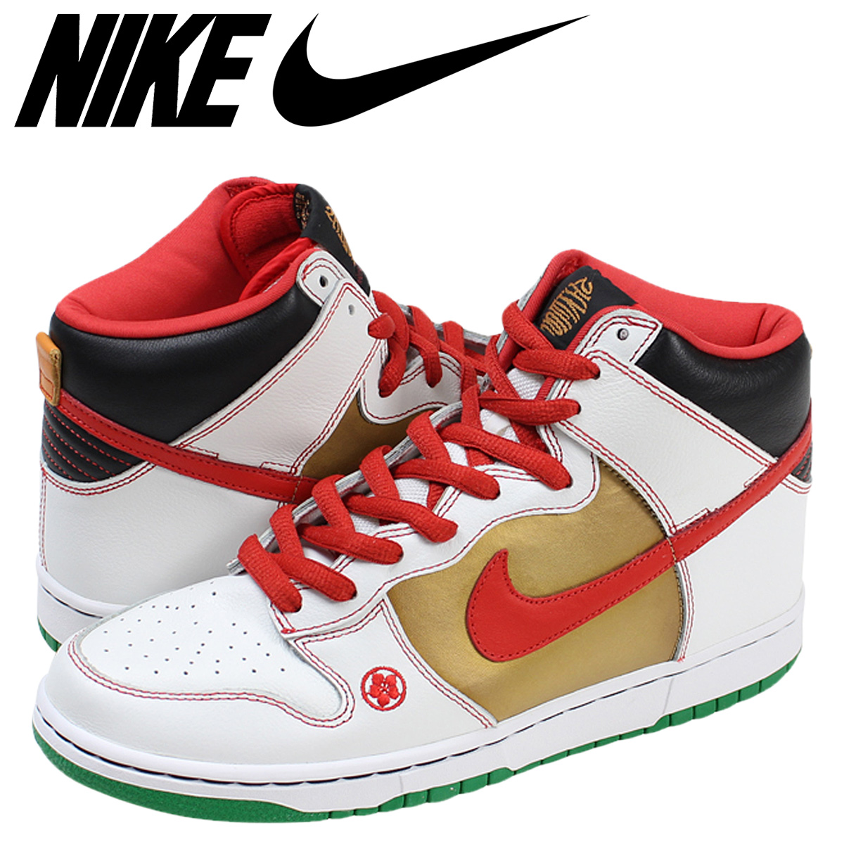best service 0d99f b2045 [SOLD OUT] NIKE Nike sneakers DUNK HIGH PRO SB MONEY CAT dunk high  professional 305,050-162 white men