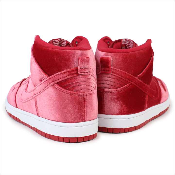 newest 3fd16 a6a17 NIKE SB Nike dunk sneakers DUNK HIGH PREMIUM 313,171-661 red men