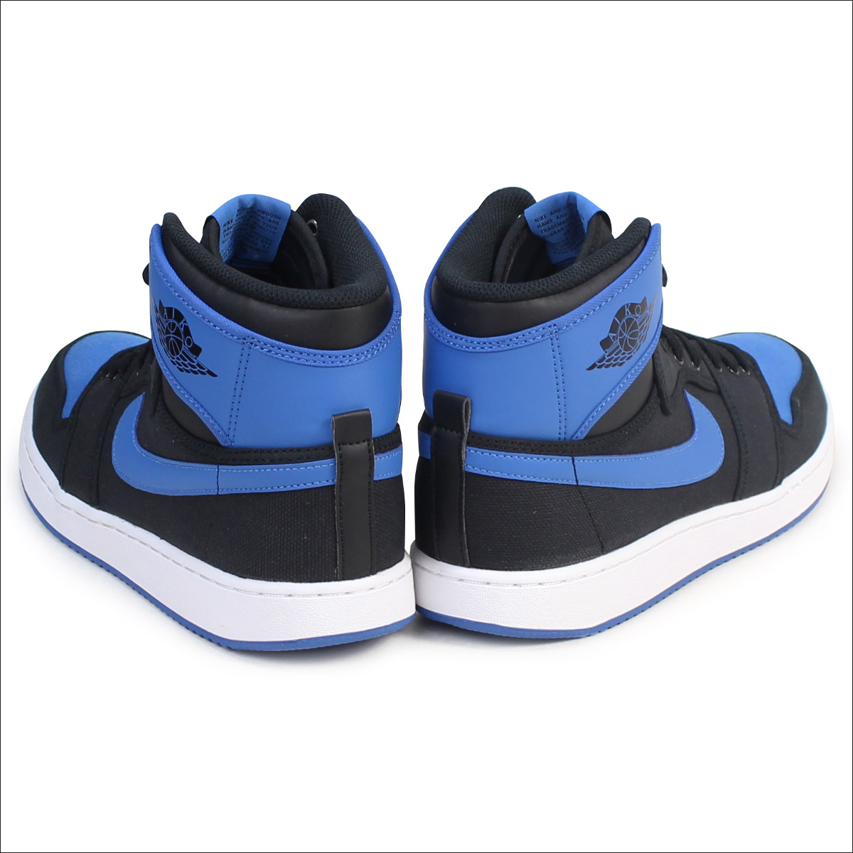 check out f6434 6f245  SOLD OUT  Nike NIKE Air Jordan 1 nostalgic high sneakers AIR JORDAN 1  RETRO KO HIGH OG 638,471-007 men s shoes black