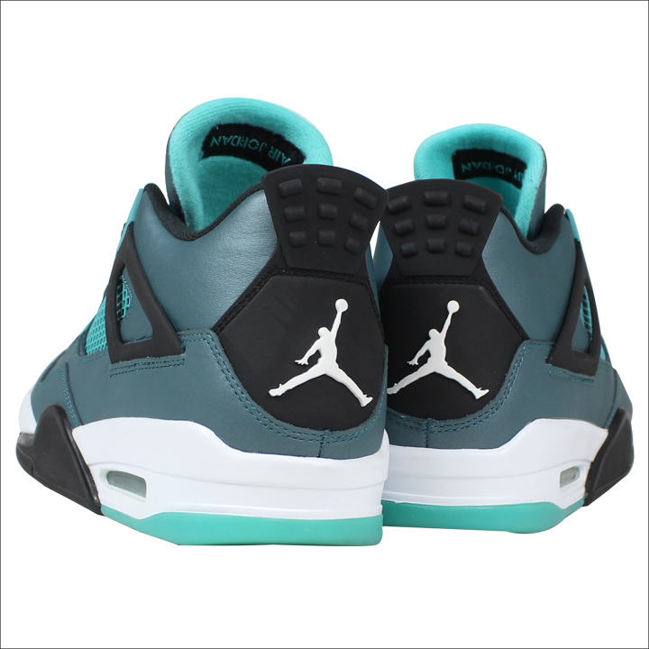 3e0116dd208b66 NIKE Nike Air Jordan sneakers AIR JORDAN 4 RETRO 30TH Air Jordan 4 30  anniversary of 705331-330 green mens