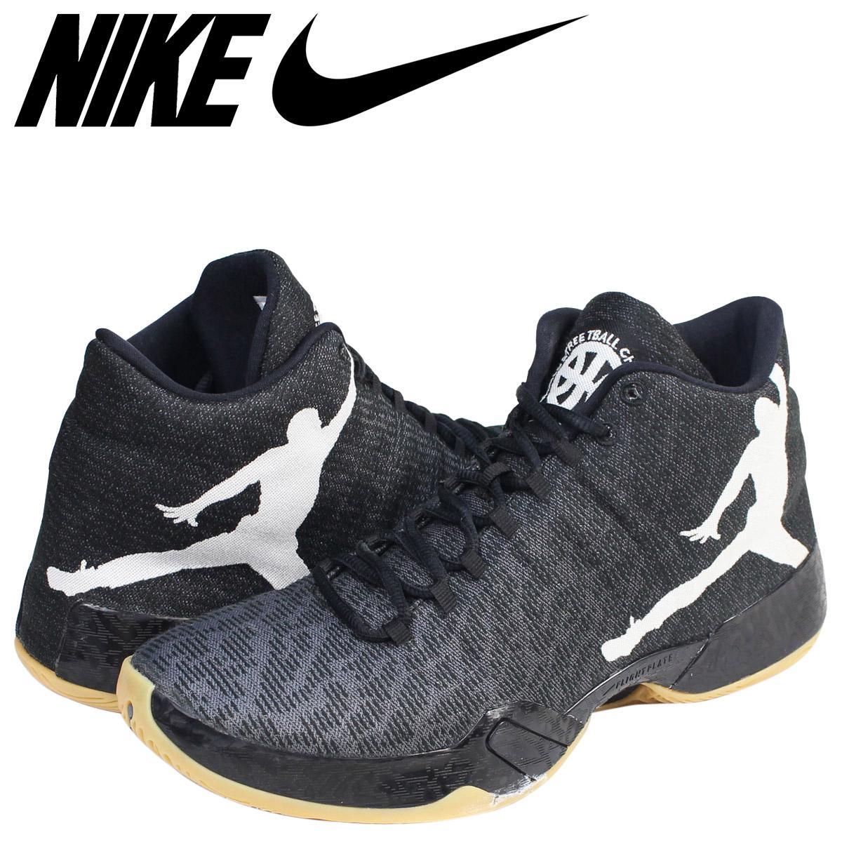 huge discount e6eb8 47b05 Nike NIKE Air Jordan 29 sneakers AIR JORDAN XX9 QUAI 54 805,254-004 men's  shoes black
