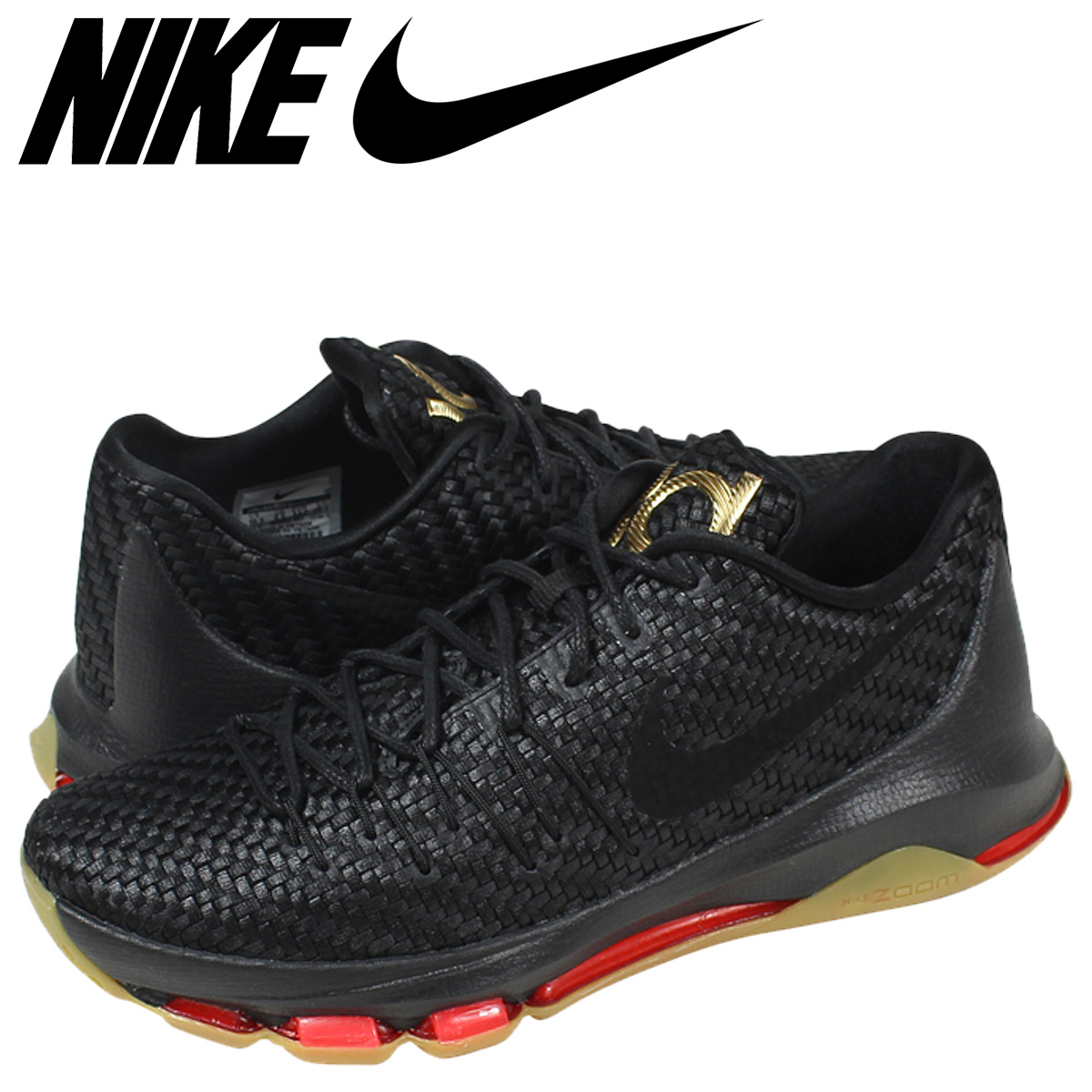 8762814300bc Whats up Sports  NIKE Nike sneakers KD 8 EXT 806393-001 black mens ...