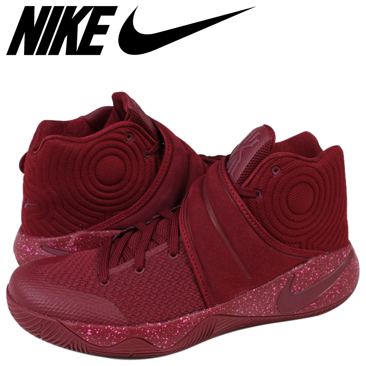 the latest 93763 57152 Nike chi Lee NIKE sneakers KYRIE 2 EP chi Lee 2 820,537-600 red men