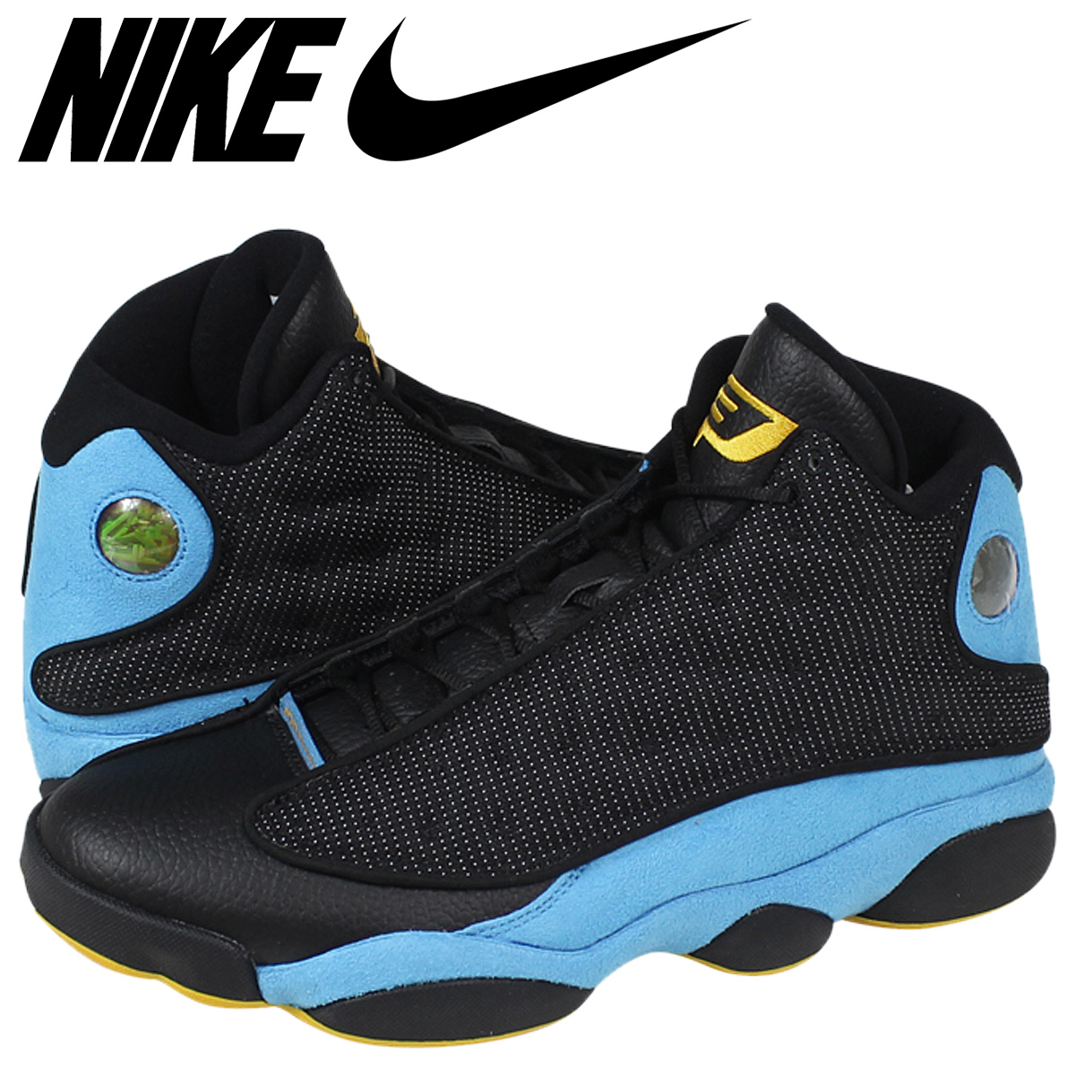 Nike Nike Air Jordan 13 Nostalgic Sneakers Air Jordan 13 Retro Cp3 Chris Pole 823 902 015 Black Men