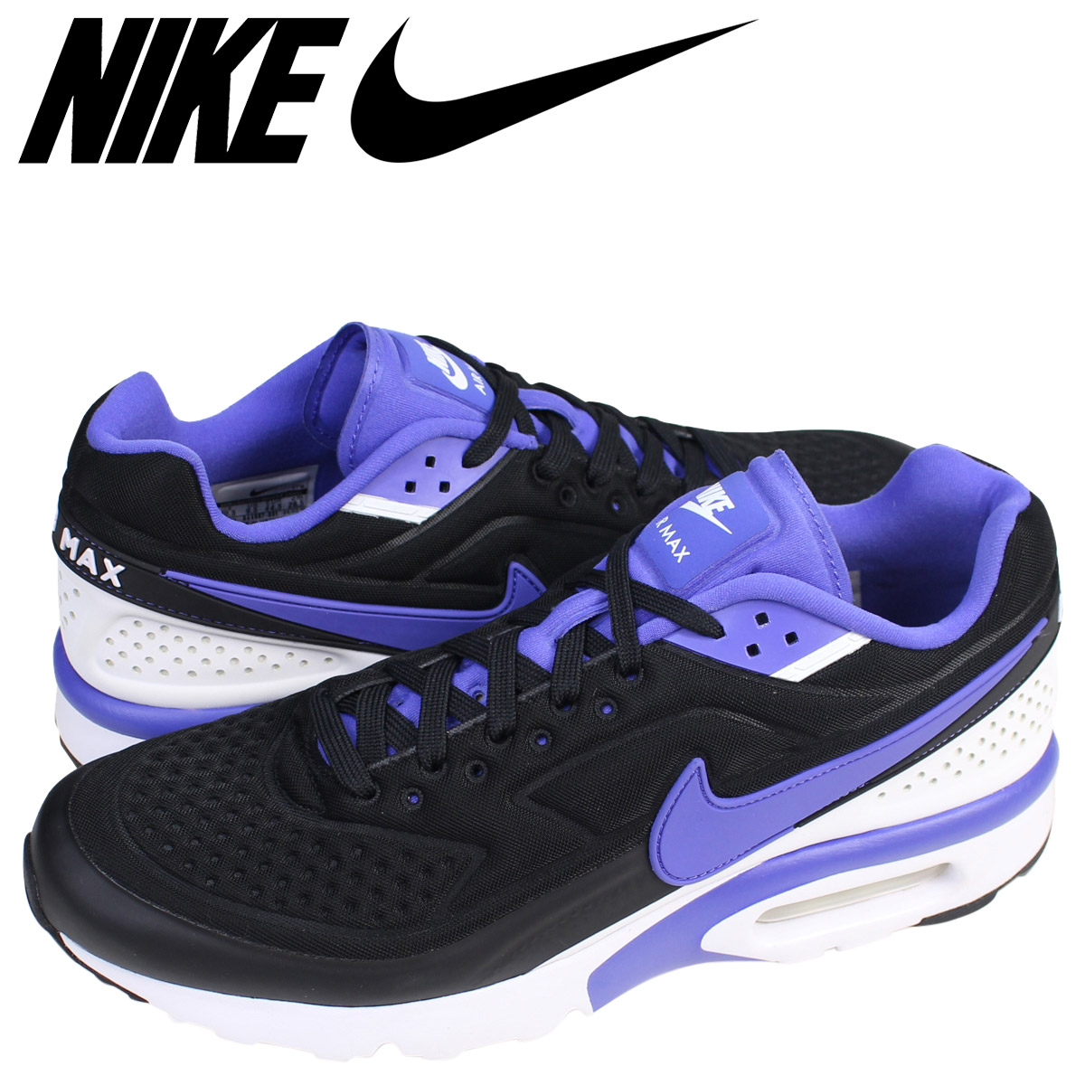 meilleure sélection d8942 16b07 Nike NIKE Air Max sneakers AIR MAX BW ULTRA SE 844,967-051 big window men  shoes black