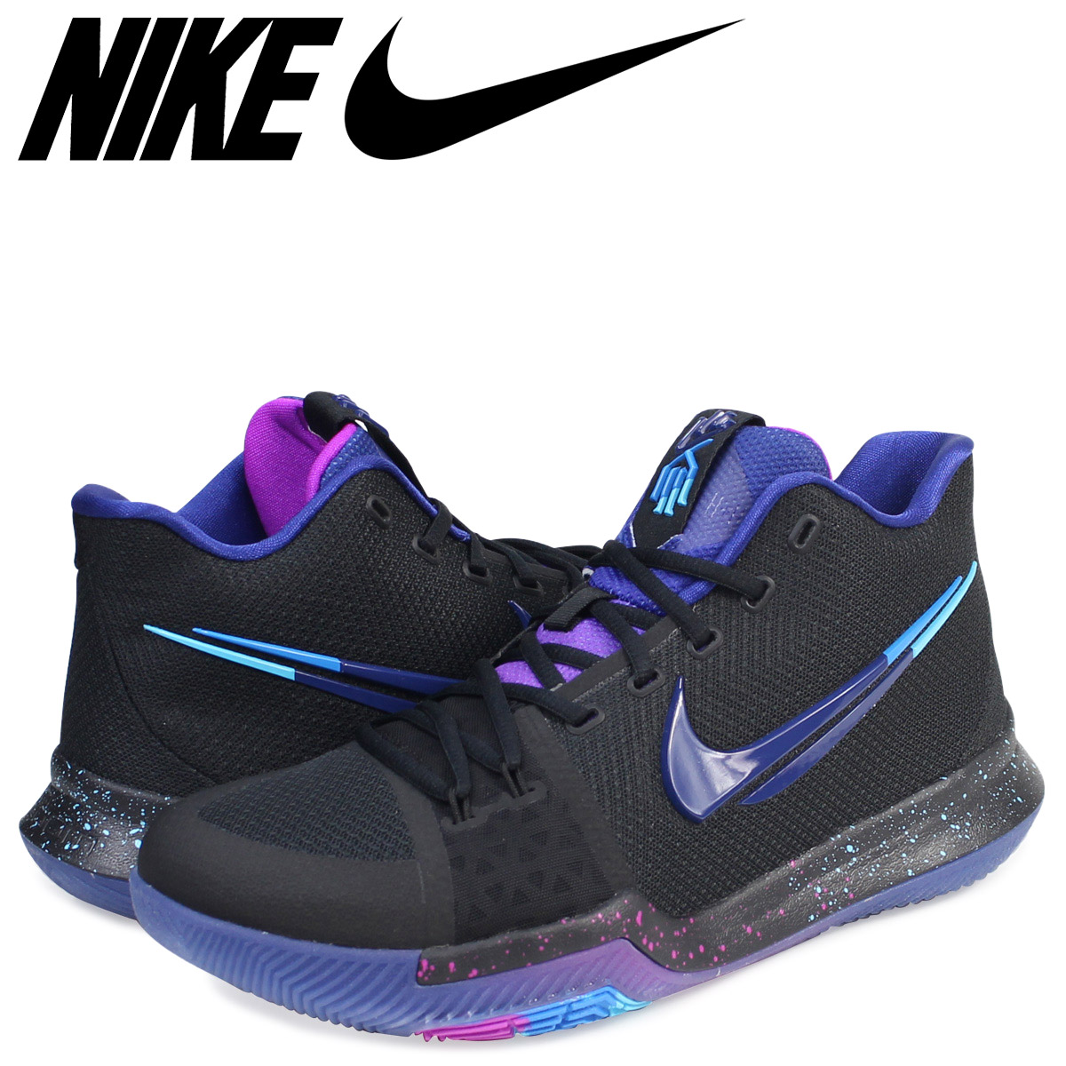 e5afc9b9d1a4 Whats up Sports  Nike NIKE chi Lee 3 sneakers KYRIE 3 FLIP THE ...