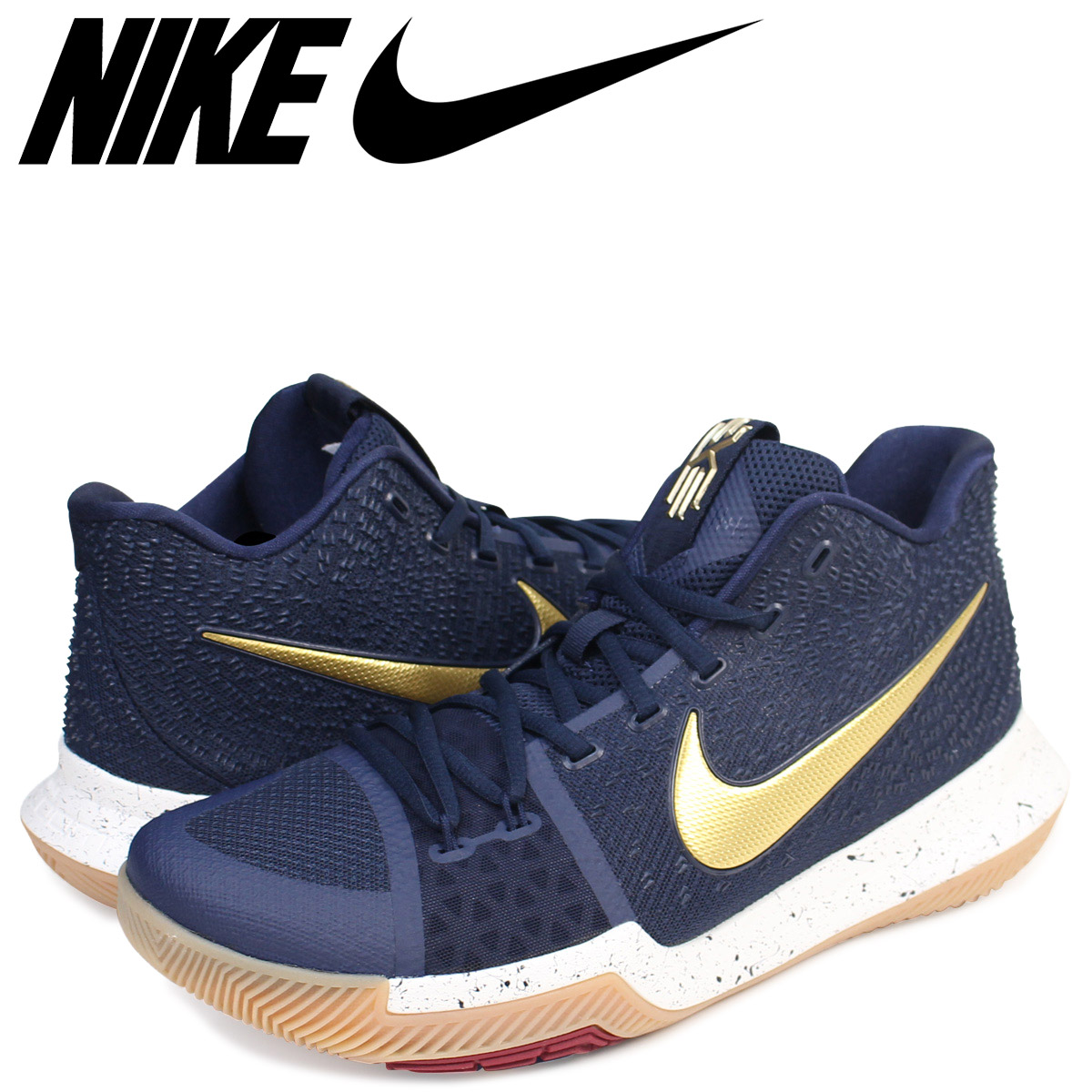62822c34b088 Whats up Sports  Nike NIKE chi Lee 3 sneakers KYRIE 3 EP 852