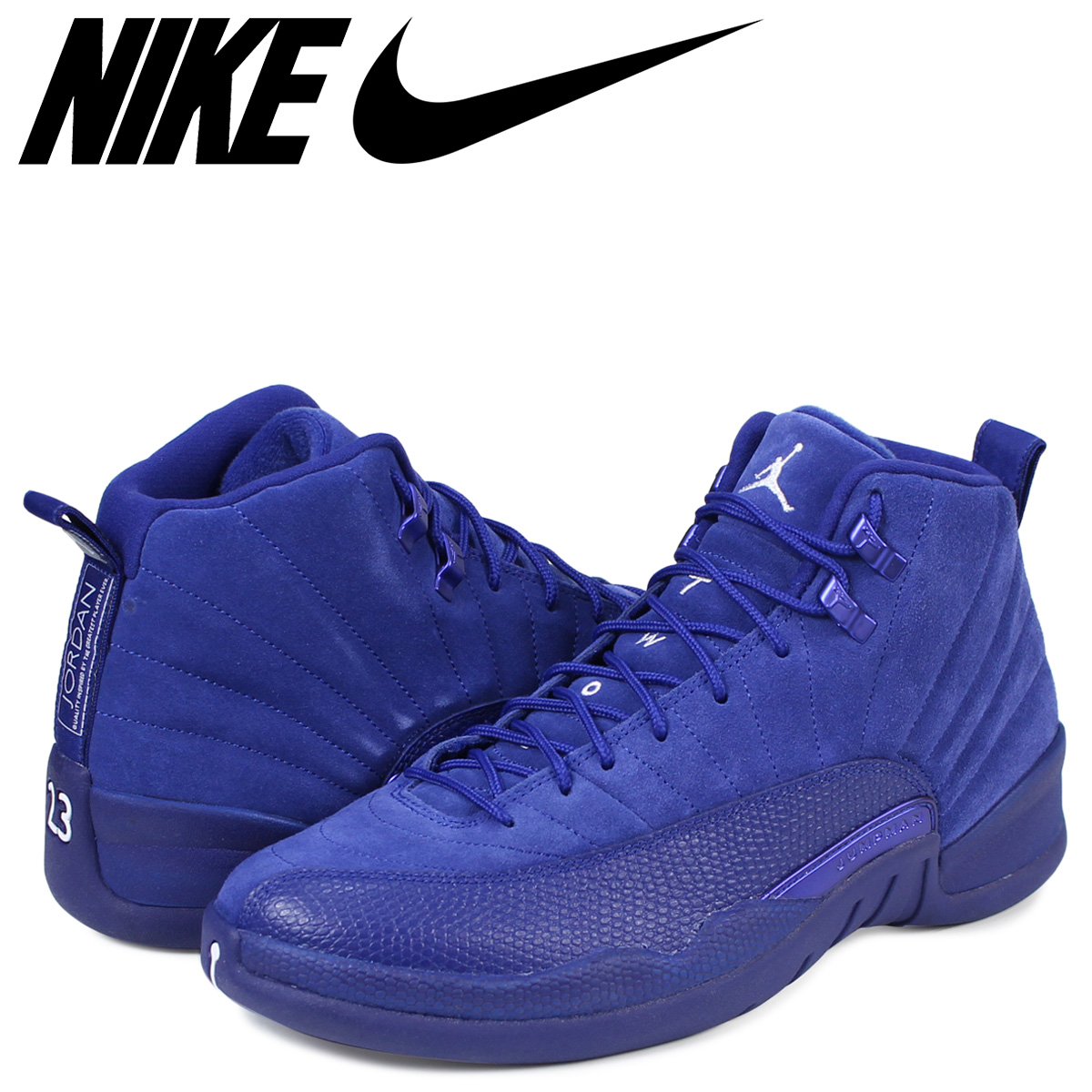 fc5ecf505a764 ... france nike air jordan 12 retro nike air jordan 12 nostalgic sneakers 130690  400 mens shoes