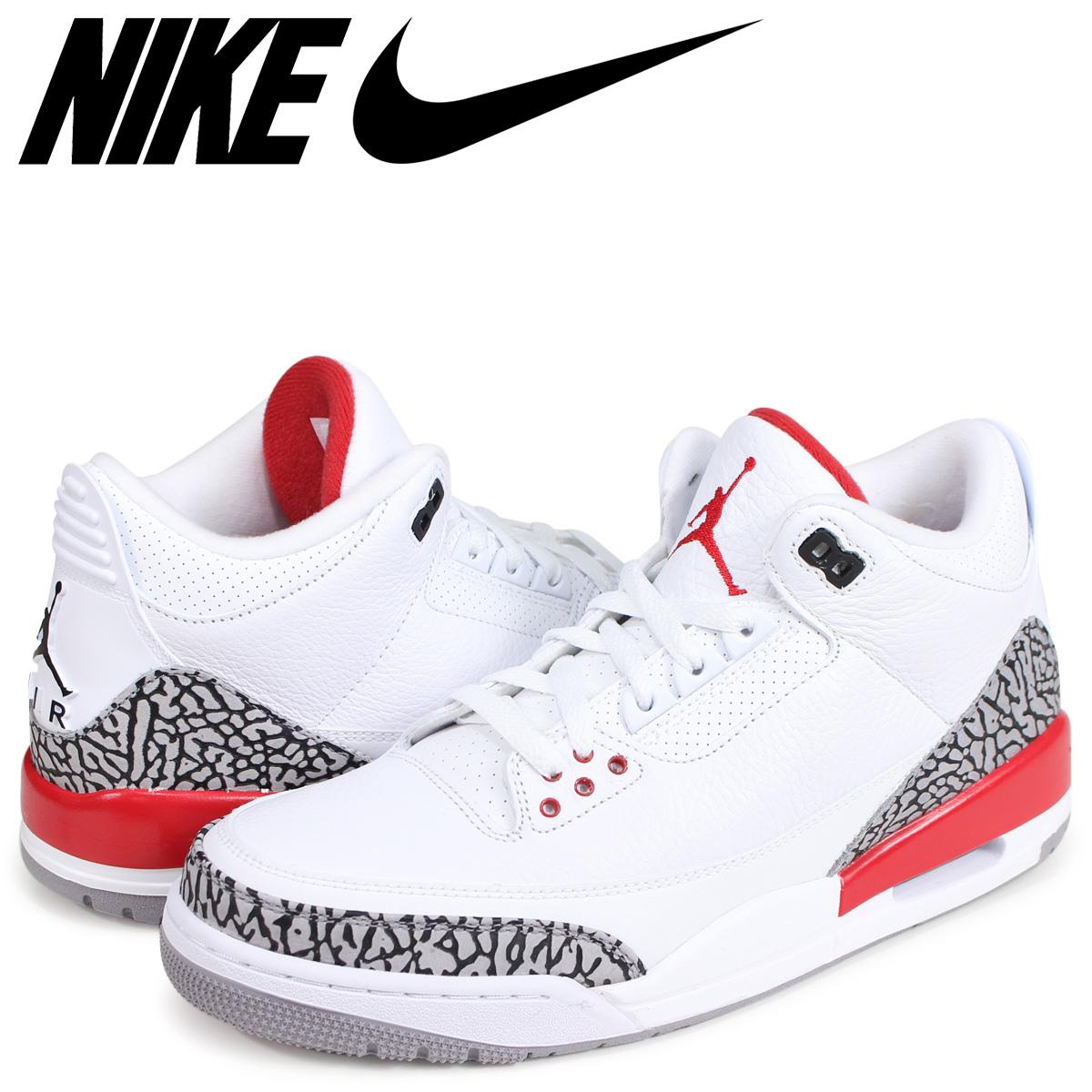 e398caacbfc492 Whats up Sports  NIKE AIR JORDAN 3 RETRO KATRINA Nike Air Jordan 3  nostalgic sneakers men 136