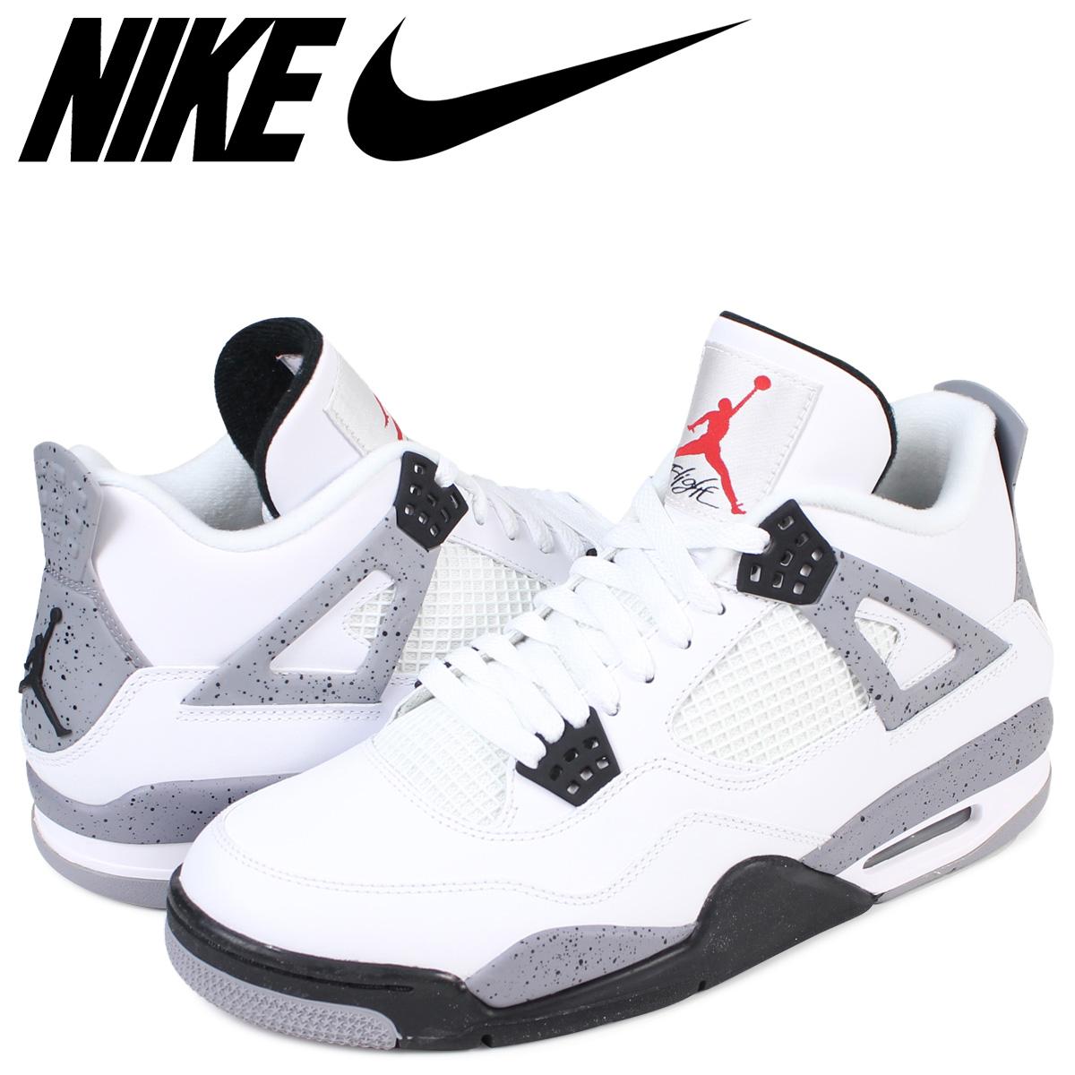 nike air jordan 4 shoes