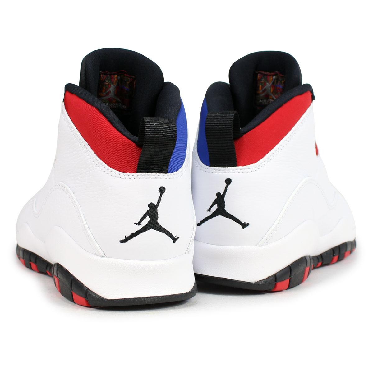 359a6ff0427d6b NIKE AIR JORDAN 10 RETRO RUSSELL WESTBROOK Nike Air Jordan 10 nostalgic  sneakers men 310