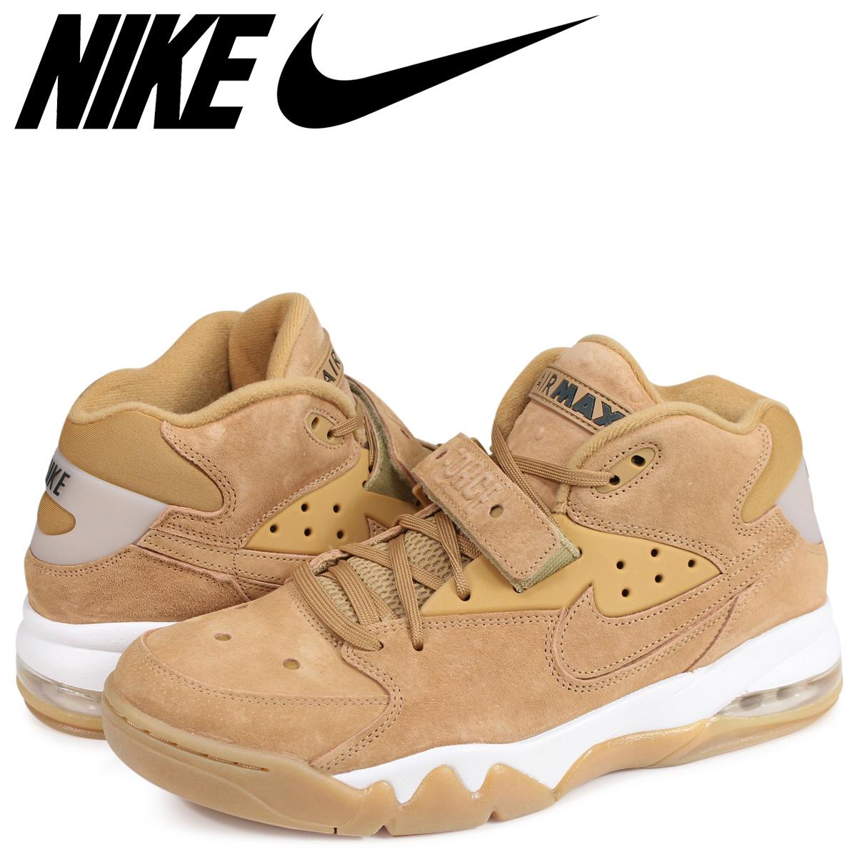 NIKE AIR FORCE MAX PRM Nike air force max sneakers men 315,065 200 brown