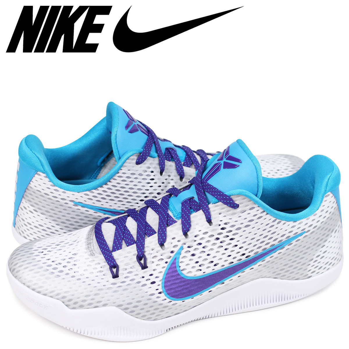 6613f9ce82b Whats up Sports  NIKE KOBE 11 HORNETS DRAFT DAY Nike Corby 11 ...