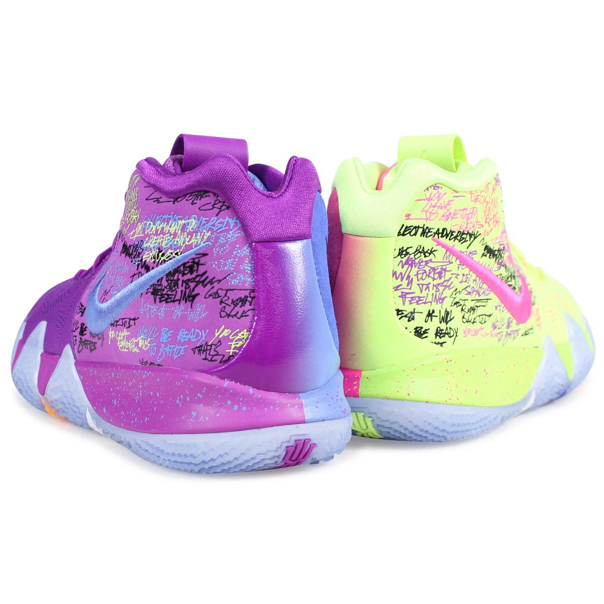 sports shoes 09c85 a05b5 NIKE KYRIE 4 EP CONFETTI Nike chi Lee 4 sneakers men AJ1691-900 カイリーアービングマルチ