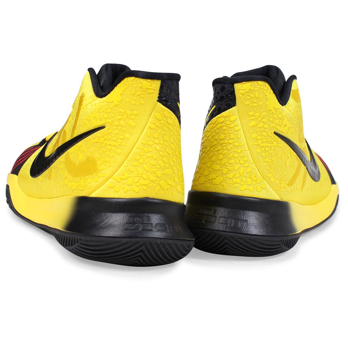 pretty nice 25062 43dcb NIKE KYRIE 3 MAMBA MENTALITY EP BRUCE LEE Nike chi Lee 3 sneakers men  AJ1692-700 yellow