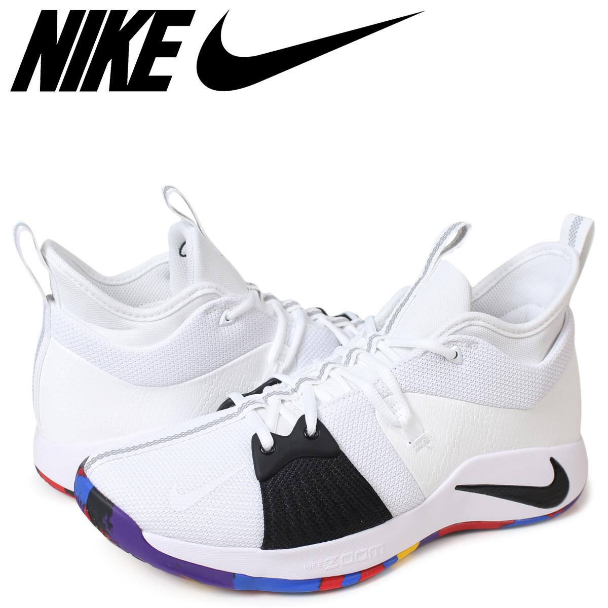 wholesale dealer 27b2d 7d7e7 NIKE PG 2 TS EP Nike PG2 sneakers men AJ5164-100 white