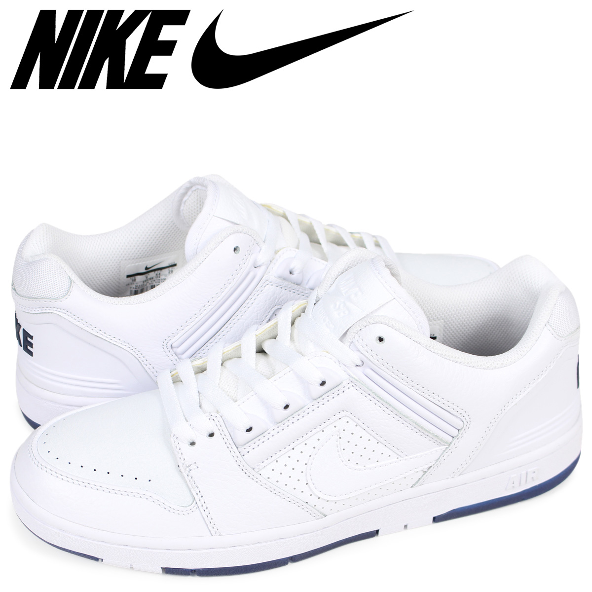NIKE AIR FORCE 2 LOW KEVIN BRADLEY Nike SB air force 2 sneakers men white  AO0298,114