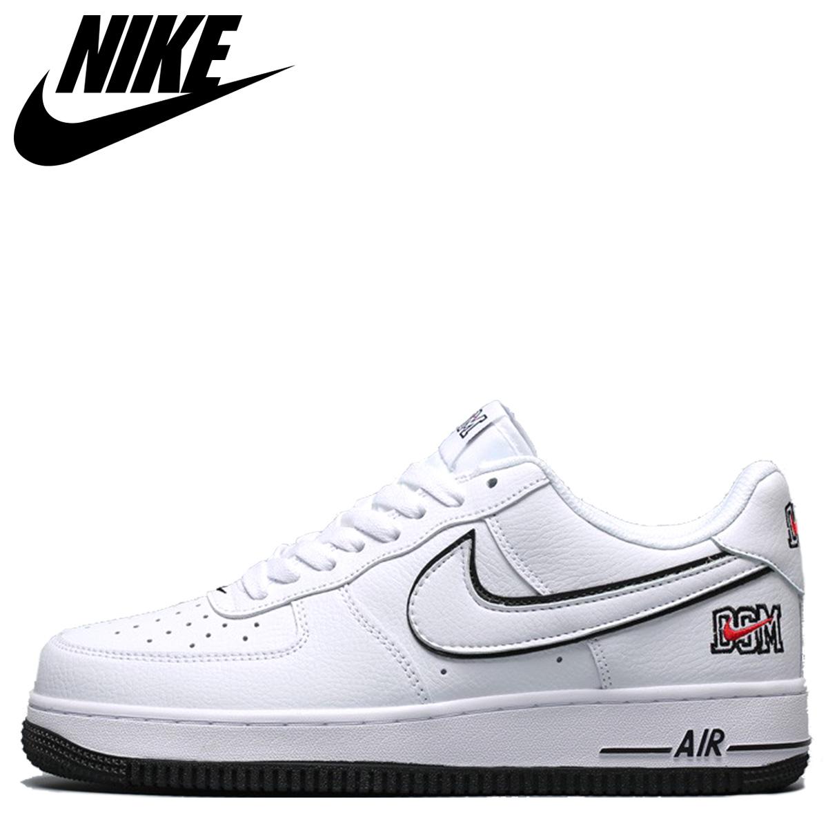 Nike NIKE air force 1 sneakers men AIR FORCE 1 LOW RETRO DSM white white CD6150 113