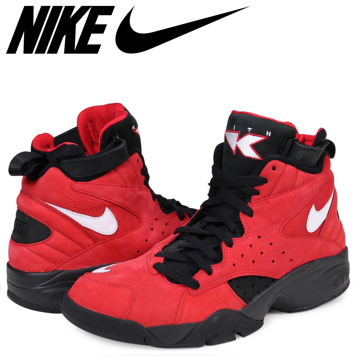NIKE AIR MAESTRO 2 QS Nike KITH air maestro 2 sneakers NKAH1069-600 men red