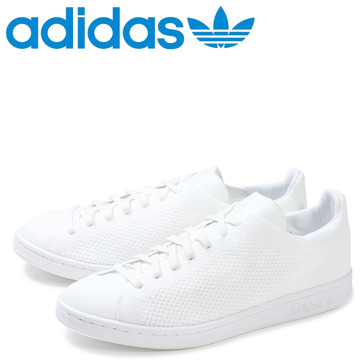 adidas Originals Adidas originals Stan Smith sneakers men STAN SMITH PRIMEKNIT white white BB3786
