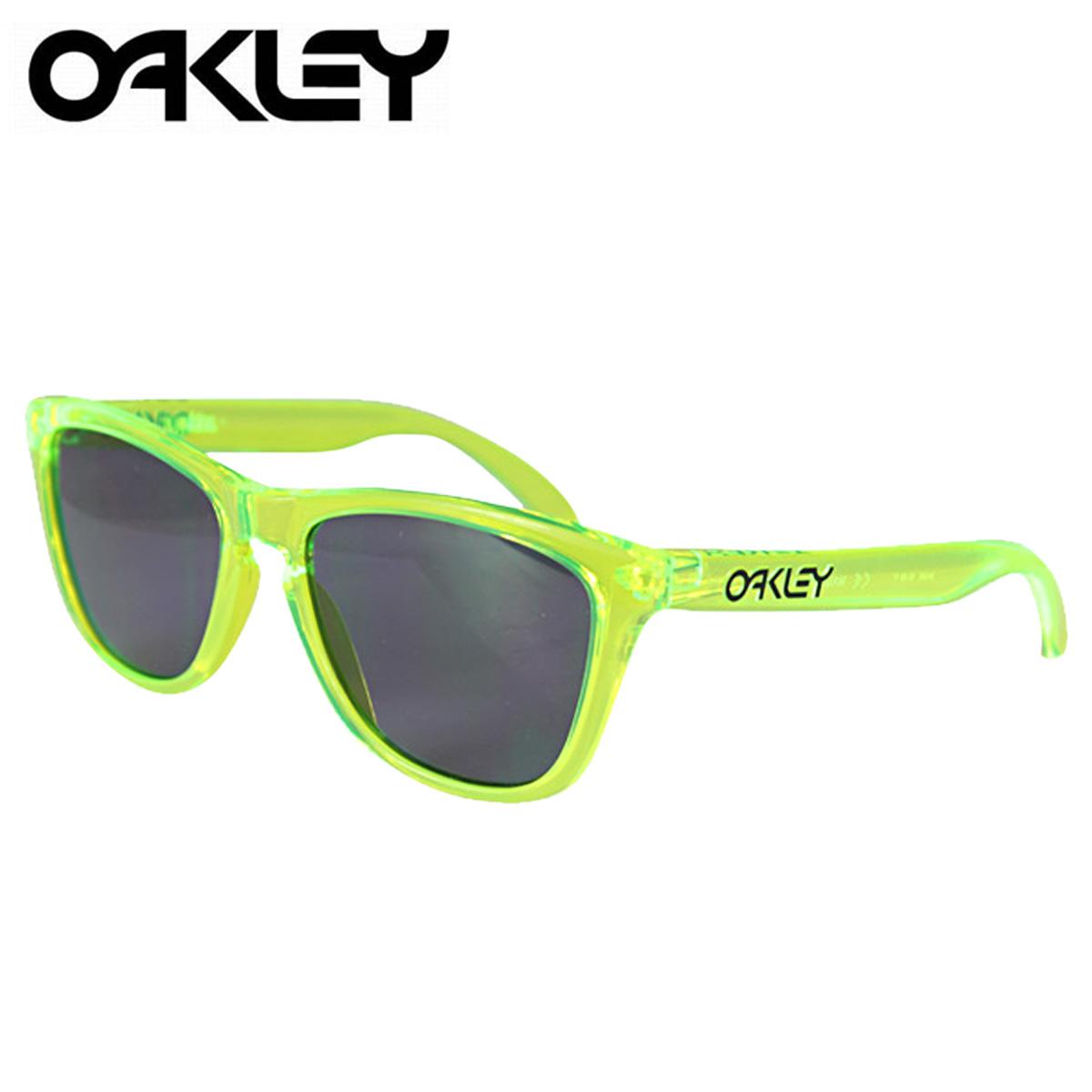 3159983a262b ... shop whats up sports rakuten global market sold out oakley oakley  sunglasses frogskins frog skin glasses