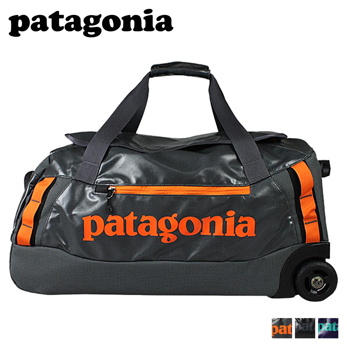448983658 Patagonia Patagonia bags Duffle Bag carry bag BLACK HOLE WHEELED DUFFEL 45L  49,375 men women ...