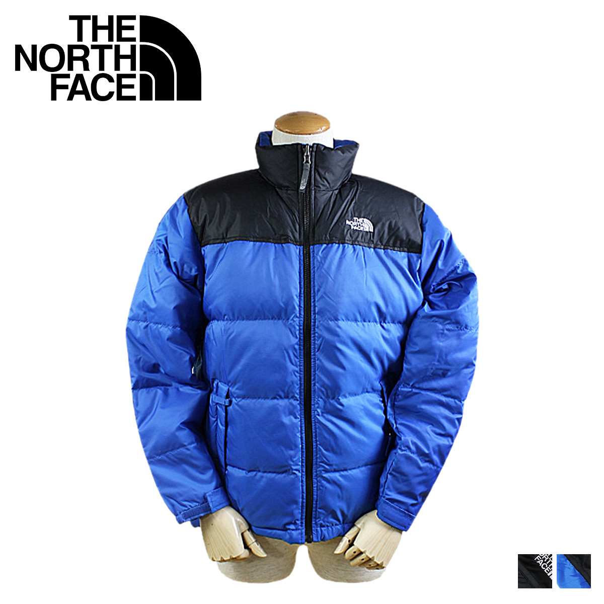 [SOLD OUT] the north face THE NORTH FACE kids down jacket 2 colors A3NW BOYS ' NUPTSE JACKET mens Womens