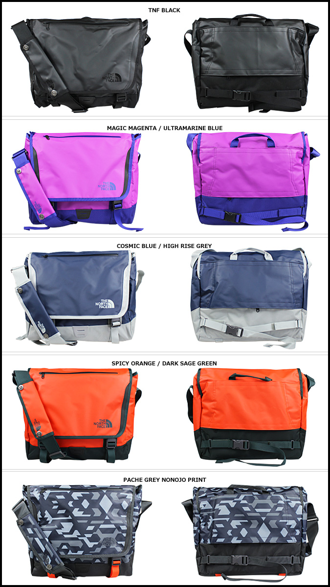 0d401993d212 The north face THE NORTH FACE Messenger Bag 5 color A7KU BASE CAMP  MESSENGER MEDIUM mens