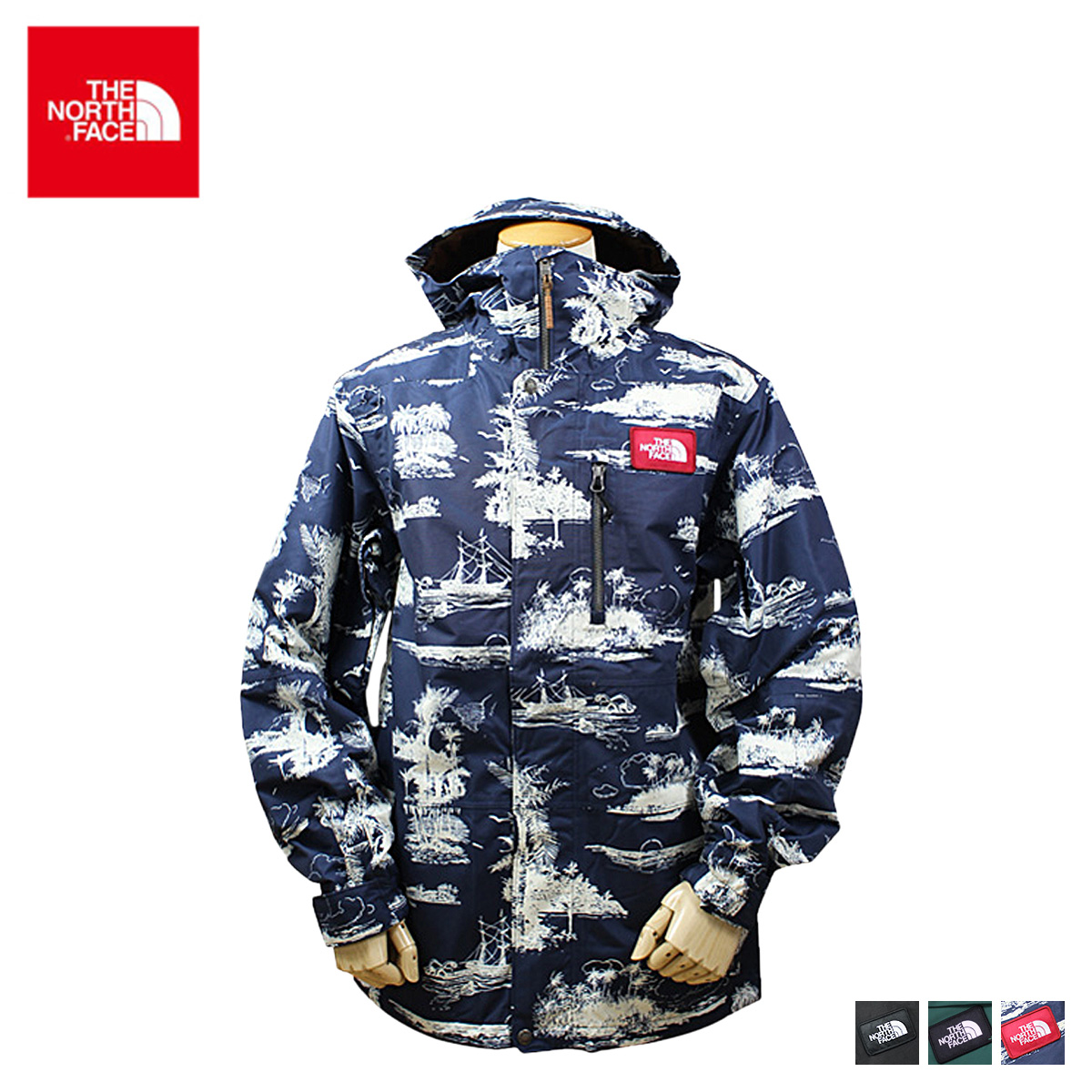 e012812ae3d2 THE NORTH FACE   ☆ MEN S DUBS INSULATED JACKET ☆ Mountain parka jacket    STYLE  C398