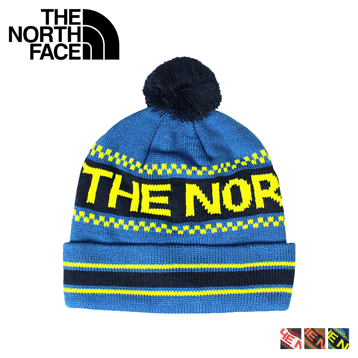 091ee978503 Whats up Sports   SOLD OUT  the north face THE NORTH FACE knit Cap Beanie  knit hats caps Hat A6W6 3 color BEANIE SKI TUKE IV men s women s