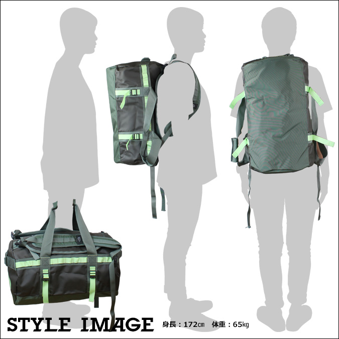 065f54149 THE NORTH FACE north face bag bag duffel bag BASE CAMP DUFFEL SMALL men's  women's
