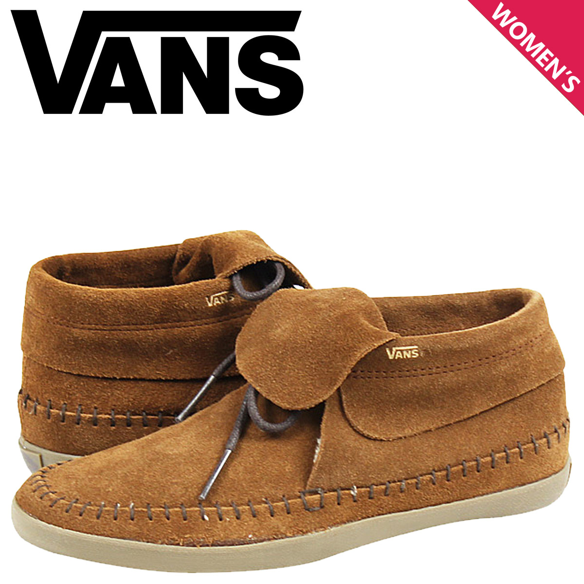 Whats up Sports   SOLD OUT  VANS vans sneakers women s MOHICAN VN-0QGD1CK  shoes Brown  195017f8a