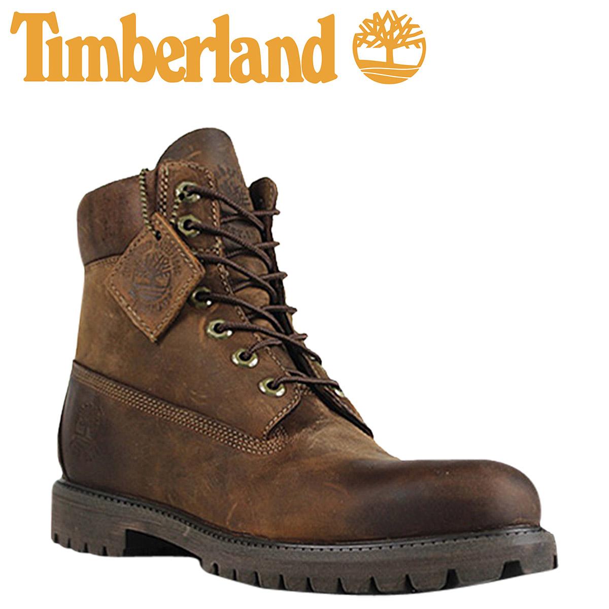 6 inch timberland heritage