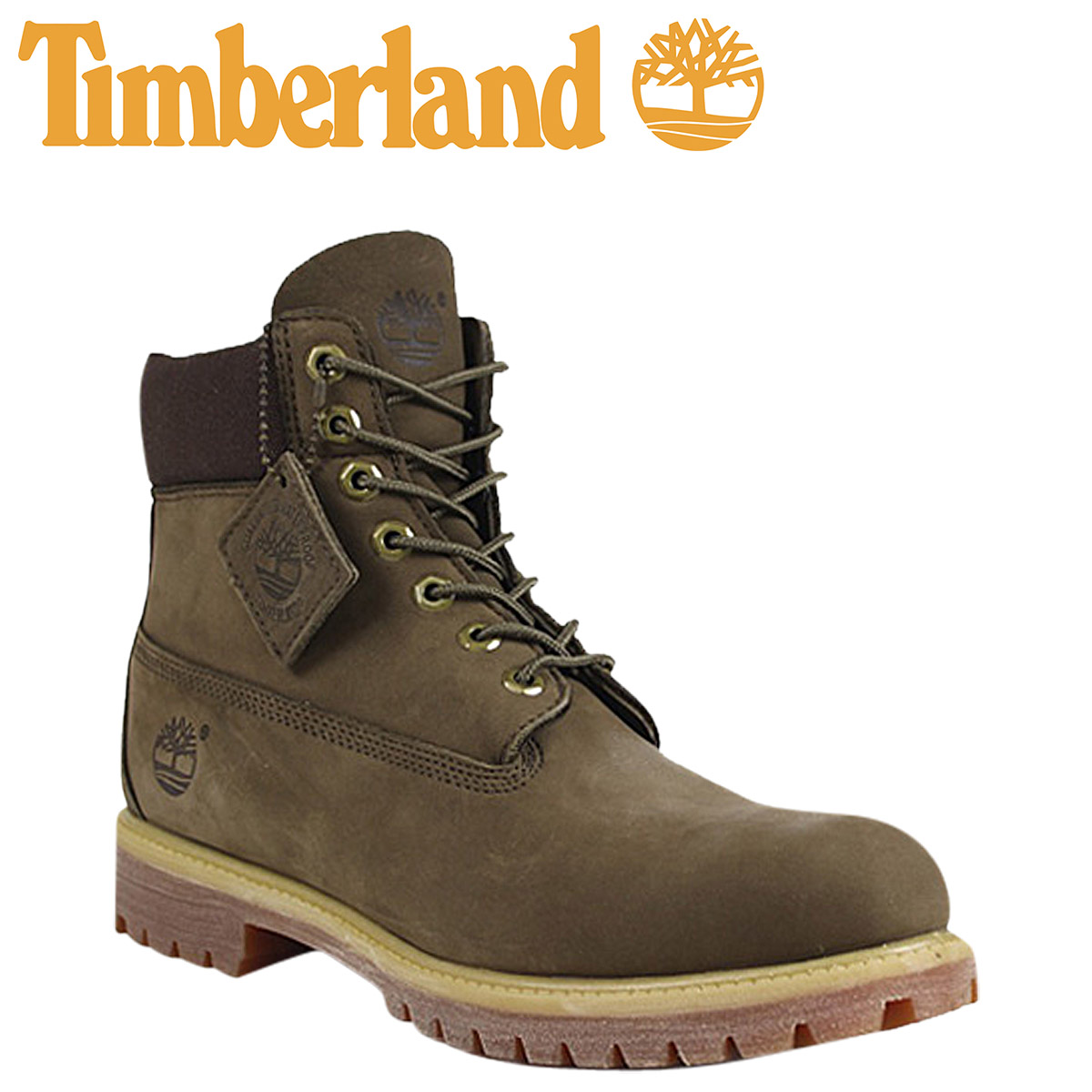 b26b89b961f6  SOLD OUT  Timberland Timberland Heritage Classic 6-inch premium waterproof  boot olive 6131R 6inch Heritage Classic Premium Waterproof Boot nubuck  OLIVE ...