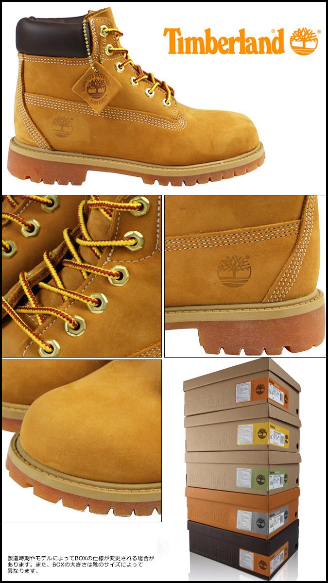 Zapatos Timberland Juveniles 3NMPiBOF