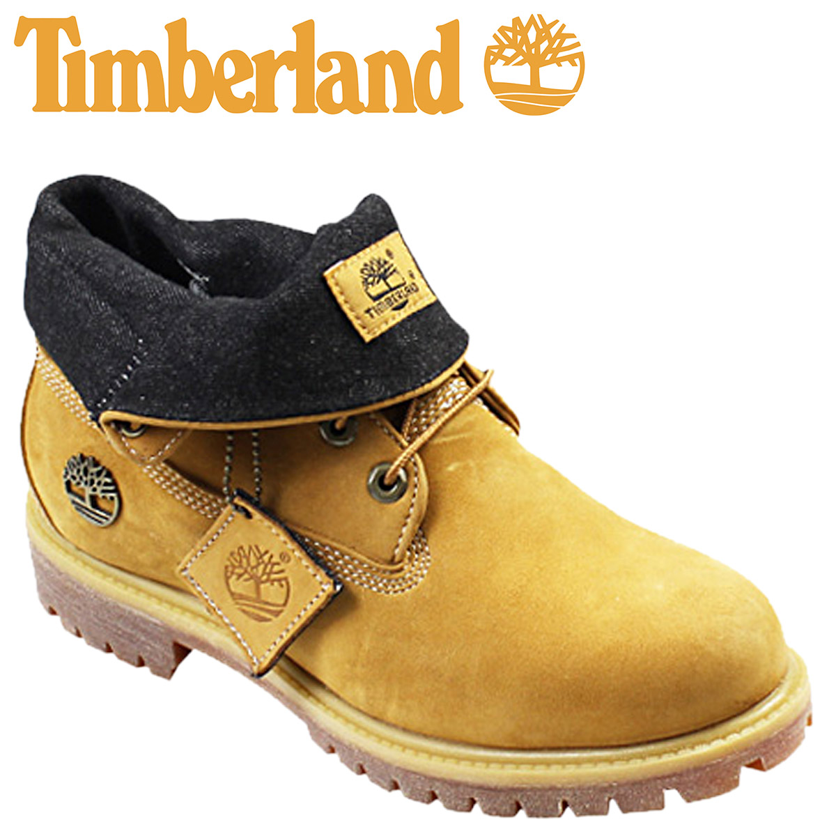 d76a522a98d [SOLD OUT] Timberland Timberland roll top wheat ROLL TOP nubuck fabric  6420R men