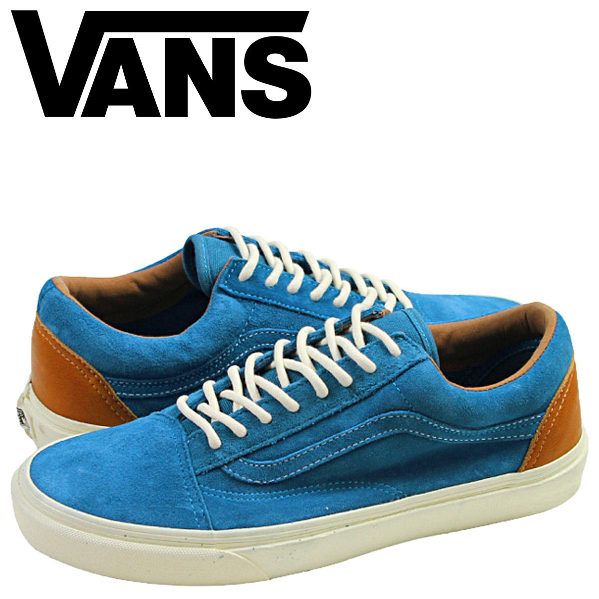 vans old skool reissue blue