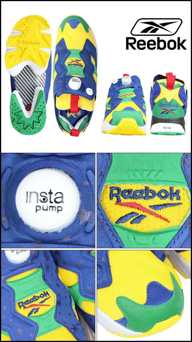 55b7975897f Whats up Sports  Reebok Reebok pump fury sneakers INSTA PUMP FURY ...