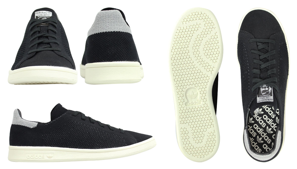 adidas Originals アディダス オリジナルス スタンスミス スニーカー STAN SMITH PK REFLECTIVE CONSORTIUM AF4149 メンズ レディース 靴 ブラックYbyI76vfg