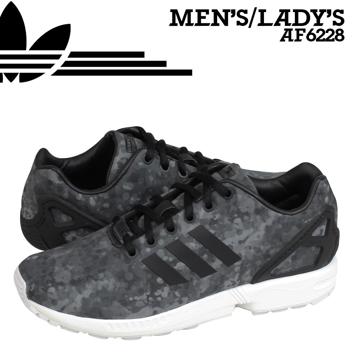 best loved 412d4 53e79 adidas CONSORTIUM Adidas consortium ZX FLUX sneakers ZX FLUX sneakers  collaboration AF6228 men gap Dis shoes black